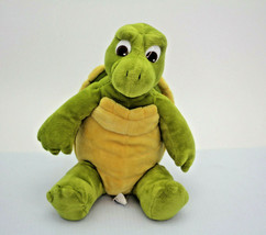 Dreamworks Over the Hedge Verne Turtle Plush 2006  Pre-Owned - $13.85