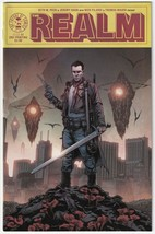 The Realm #1 2nd Printing October 2017 Image Comics - $2.45