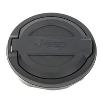 2018 JEEP WRANGLER JL NEW BODY STYLE BLACK FUEL FILLER GAS DOOR OEM NEW ... - $103.25