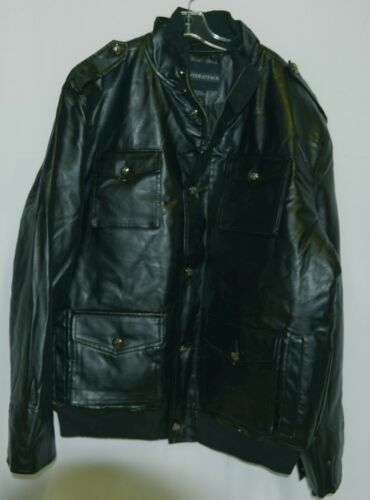 Counter Attack MJ018J Mens Polyester Jacket Color Black Size 3XL