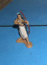 Kooum Indian with his Bow and arrow  Pocahontas  Disney PVC figurine cak... - $19.99