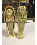 Unique King Tut Sarcophagus Egyptian Museum Replicas Made In Egypt - $59.00