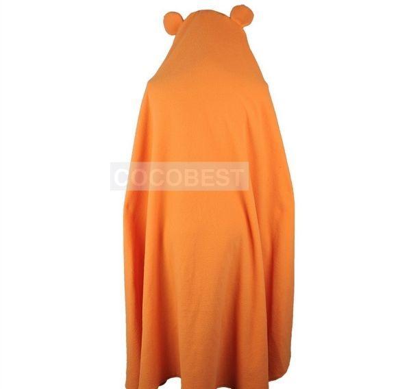 New Anime Adorable Himouto Umaru-chan Adult Kigurumi hooded Cloak Cosplay Costum