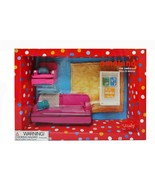 Smaland - The Swedish Doll's House - Sitting room - Pink - Brand New - £99.11 GBP