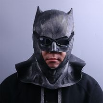 Justice League Batman Cosplay Tactical Mask The Dark Knight Adult Mask image 6