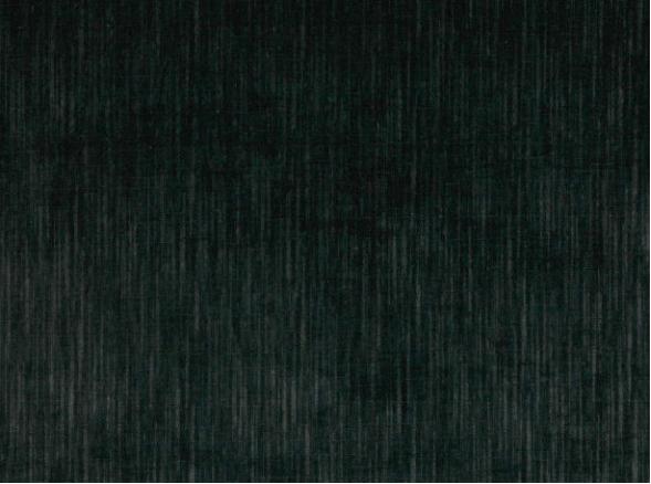 Romo Zinc Upholstery Fabric Gabriel Textured Velvet Jet Black 2.375 yds Z366/04