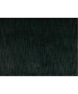 Romo Zinc Upholstery Fabric Gabriel Textured Velvet Jet Black 2.375 yds ... - $169.22