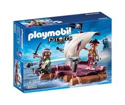 PLAYMOBIL Pirate Raft - $20.54