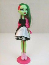 "Mattel Monster High 11"" Doll Venus Mc FlyTrap Ghouls Night Out Retired - $19.24"