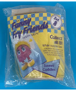 McDonalds 1989 Funny Fry Friends Happy Meal Toy #8 Sweet Cuddles NEW SEA... - $4.85