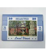 Vintage 20 Local Views Williamsburg VA Boxed Postcard Set - 1940's - Cur... - $8.99
