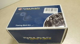 Timing Belt Water Pump Kit For 04-09 Mitsubishi Eclipse Lancer 2.4L SOHC 4G69 image 1