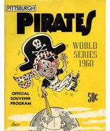 1960 world series program new york yankees at thumbtall