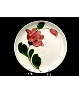 """Replacemant Saucer, 6.25"""", Vintage Stetson China Rio, Hand Painted, Red ... - $7.79"""
