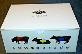 Cows on Parade Party Cow Westland Giftware # 9178 AA-191860 Vintage Collectible image 5