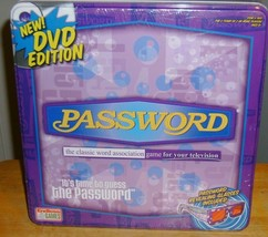 Password DVD Edition The Classic Word Association Game for Your Televisi... - $12.82