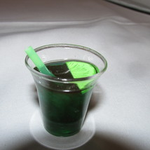 American Girl Doll/18 Inch Doll Drink-Green/Soda - $2.50