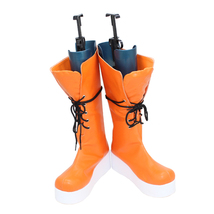 My Hero Academia Enji Todoroki Flame Hero: Endeavor Cosplay Boots Buy - $60.00