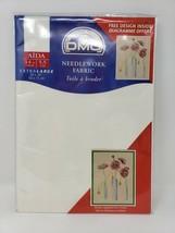 "Creative World DMC Needlework Fabric - Extra Large 20"" x 30"" - New - $9.99"