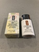 Clinique Blend It Yourself Pigment Drops - Bronze (d) - .34 FL OZ - $12.95
