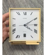 Vintage Concord Clock Electric Swiss Made The World  Bank Group BHS - $328.67