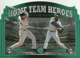 1997 Upper Deck Home Team Heroes #HT1 Alex Rodriguez/Ken Griffey Jr. - $2.99