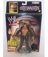 "New! 2002 Jakk's Superstars uncoVered ""The Rock"" Action Figure WWF WWE [... - $39.59"