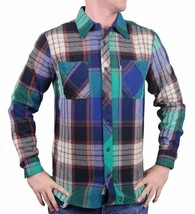 NEW LEVI'S MEN'S CLASSIC CASUAL MACHADO FLANNEL TWILL WOVEN SHIRT 3LDLW1771