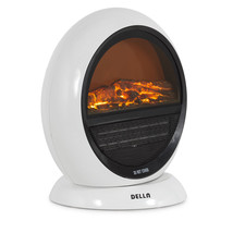 Portable fireplace Heater Free Standing 1500W Indoor Electric  - $59.99