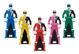 Ranger Key Series Ranger Key Set Dekaranger (Completed) [JAPAN] - $49.74