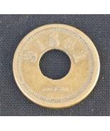 Vintage 31561 Bueno para 5 Centavos Token Moneda - $24.28