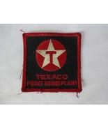 TEXACO PUGET SOUND PLANT PATCH - $14.73