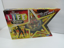 The Game of Life Money and Asset Board Game, Fame Edition - $25.73