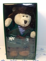 2016 Starbucks Limited Edition Home For The Holidays Bearista Boy Bear New - $26.18