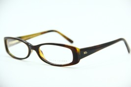 New Ralph Lauren Rl 6019 5035 Havana Eyeglasses Authentic Rx RL6019 51-16 - $40.21