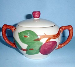 Franciscan Apple Covered Sugar Bowl New - $24.90