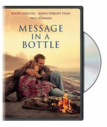 MESSAGE IN A BOTTLE DVD - SINGLE DISC EDITION - NEW UNOPENED - KEVIN COS... - $12.99