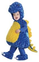 Underwraps Stegosaurus Dinosaurio Vientre Bebés Niños Disfraz Halloween ... - $49.51