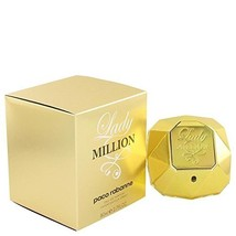 Lady Million by Paco Rabanne Eau De Parfum Spray 2.7 oz for Women - $87.28