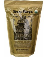 RUTA MAYA WHOLE BEAN ORGANIC MEDIUM ROAST COFFEE 2.2 LBS - $30.03