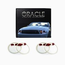 Oracle Lighting CA-ST0711-W - Cadillac STS LED Halo Headlight Rings - White - $169.15