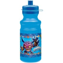 Skylanders 18 oz Plastic Water Bottle Birthday Party Favor Supplies NEW - $3.91