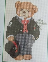 Cherished Teddies Nephew Fred Counted Cross Stitch 139-112 NEW Janlynn Kit 2000 - $12.86