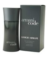 ARMANI CODE - $82.16