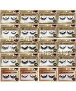 Absolute 5D Darling Lashes Bold Volume Lightweight Silk Layers Eyelashes... - $1.99
