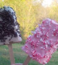 strawberry shortcake ice cream soap, chocolate shortcake ice cream soap,... - $10.00
