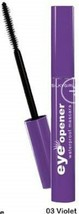 SILKY GIRL Eye Opener Waterproof Mascara 03 Violet 1's-moisturize lashes - $14.84