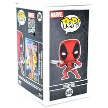 Funko Pop! Marvel 80 Years Deadpool First Appearance #546 Vinyl Bobble-Head image 4