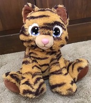 "Build a Bear 14"" Plush Tiger Cub 2016 Retired EUC - $12.00"