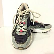 Fila Lite Women Black & Gray Athletic Running Training Sneakers - Size 7.5  - $18.99